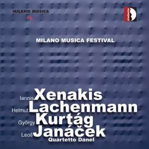 Milan Music Festival Live 1 String Quartet, Quartetto
