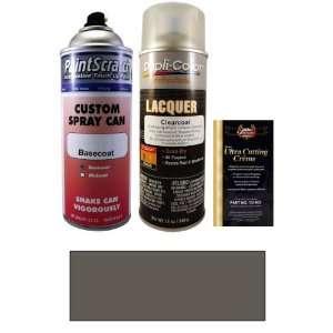 Oz. Smokestone Metallic Spray Can Paint Kit for 2009 Ford Police Car