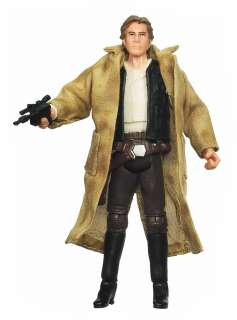 Star Wars Vintage Collection Han Solo Trench Coat Endor VC62