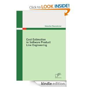 Cost Estimation in Software Product Line Engineering (German Edition