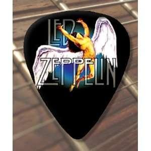 Led Zeppelin Angel Premium Guitar Picks x 5 Medium