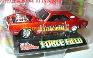 1968 68 PONTIAC FIREBIRD LIL PIG JOHN FORCE FIELD NHRA CASTROL GTX