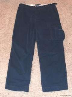 NWT $145 Polo Ralph Lauren Summer Cargo Pants 40 X 30