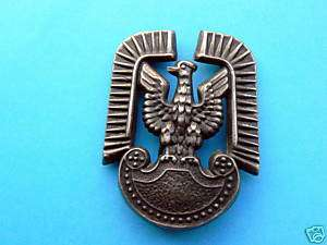 1099 POLISH POLAND AIR FORCE HAT EAGLE, 1960s