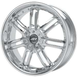 American Racing Haze 18x7.5 Chrome Wheel / Rim 5x112 with