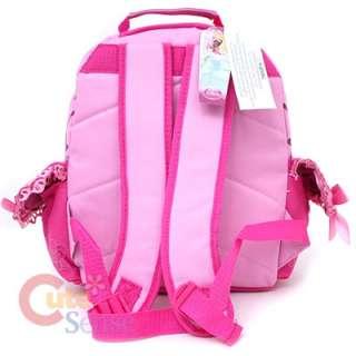 Disney Princess School Backpack/Bag 12 M Pink Ribbon