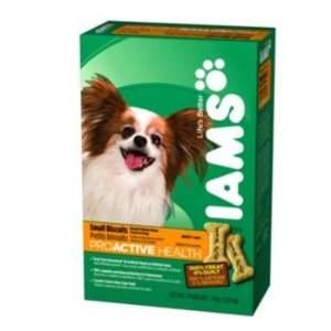 Iams Original Biscuits Dog Treat 4lb Small