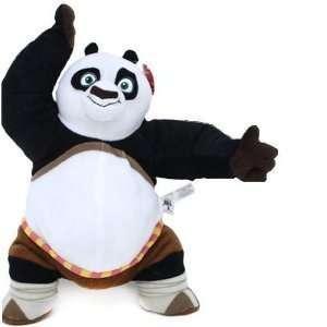Kung Fu Panda 2 Movie 8 Tall Soft Plush Figure Po Toys