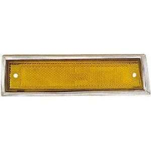 81 91 GMC JIMMY FRONT SIDE MARKER LIGHT LH (DRIVER SIDE