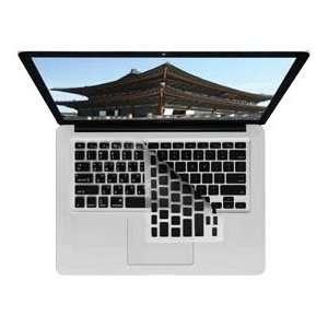 Macbook Pro Unibody Keyboard Cover Black Korean Soft