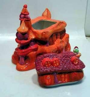 Cindy Lous House Who bilation Ceramic COOKIE JAR MIB