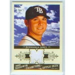 Scott Kazmir 2009 Upper Deck Baseball Goodwin Champions
