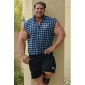 NPC Bodybuilding Sleeveless Shirt, Top Bodybuilding