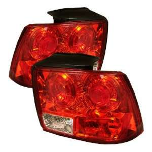 Spyder Auto Ford Mustang Red Altezza Tail Light Automotive