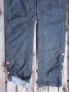 Womens Freestyle Revolution Jeans Sexy Fit Dark Rinse 1