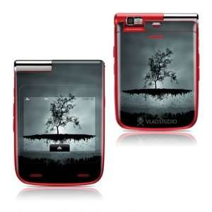 Flying Tree Black Design Protective Skin Decal Sticker