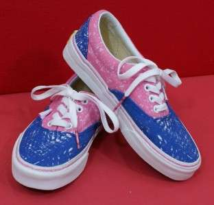 Womens Size 5.0 Authentic Classic ERA Crayola OTW Shoes VANS CBCP9 1