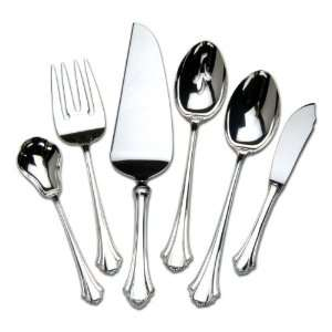 Lunt Bel Chateau Sterling Silver Flatware 6 Piece Hostess