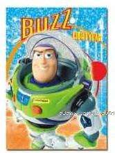 now free toy story buzz lightyear birthday party invitation card