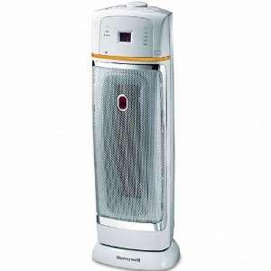 com Honeywell Products   Honeywell   1500W Oscillating Ceramic Heater