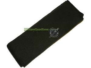 Military Issue Olive Drab Green Wool Scarf USGI Army OD Green Cold