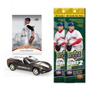 San Francisco Giants 2008 MLB Chevrolet Corvette with Juan Marichal