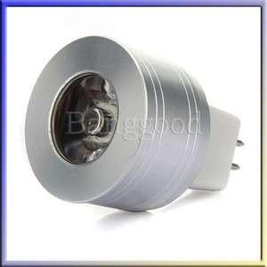 LED Warm White Energy Saving High Power Spotlight Light Lamp Bulb 12V