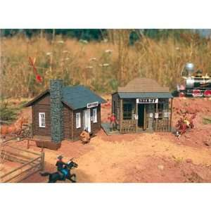 BUNKHOUSE   PIKO G SCALE MODEL TRAIN BUILDINGS 62224 Toys & Games