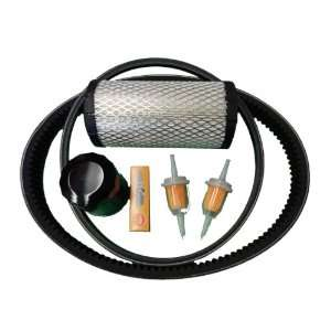 Club Car Precedent Gas Golf Cart Tune Up Kit w/ Oil Filter