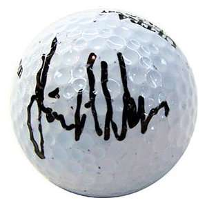 Jim Albus Autographed / Signed Golf Ball Sports