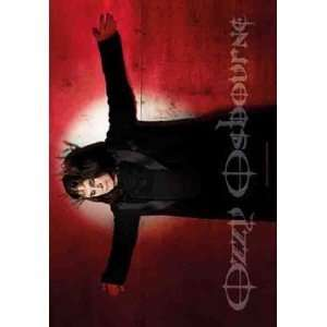 Ozzy Osbourne Christ 30in x 40in Textile Poster