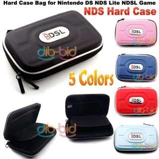 Hard Case Bag for Nintendo DS NDS Lite NDSL Game