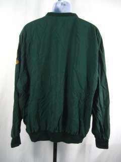 STARBUS WEATHER SCREEN Green Windbreaker Jacket Coat 2X