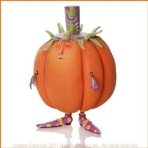 Patience Brewster Krinkles, 8 GOURDON PUMPKIN FIGURE: Home & Kitchen
