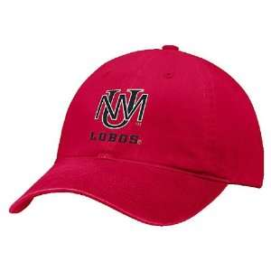 Nike New Mexico Lobos College Unstructured Adjustable Cap