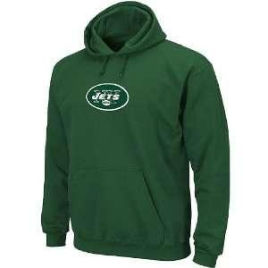 VF New York Jets Green Heat Seal Hoody Sweatshirt Sports