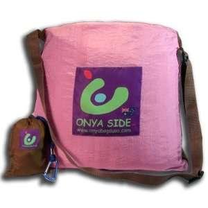 Onya Side Messenger Bag/Satchel   Neapolitan: Home & Kitchen