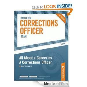 All About a Career as A Corrections Officer: Petersons: