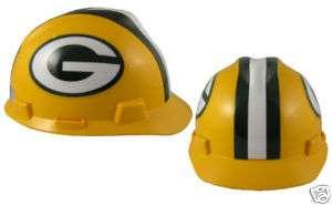 NEW NFL Hardhat GREEN BAY PACKERS MSA Hard hat