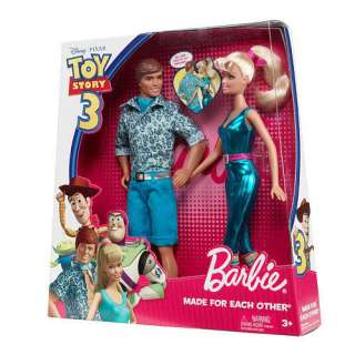 TOY STORY 3 BARBIE AND KEN DOLLS GIFT SET BNIB VHTF