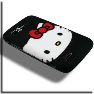 Case+Screen Protector for Motorola ATRIX 2 Hello Kitty Cover Skin