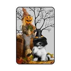Shih Tzu Dog Halloween Mousepad