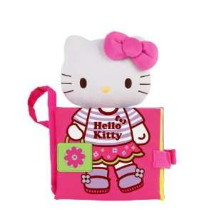 Japanese Sanrio Hello Kitty Dress up Plush Book Toys & Games