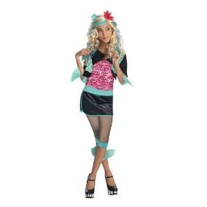 Party By Rubies Costumes Monster High   Lagoona Blue Child Costume