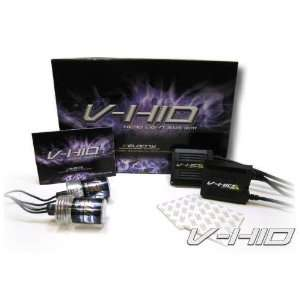 V HID 35W SLIM BALLAST XENON HEADLIGHT KIT 9008 6000K