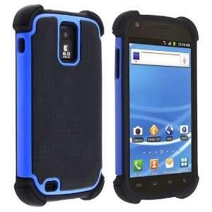 Black / Blue Duo Shield Case + Black / Hot Pink Case