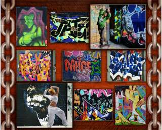 US3 Urban Senior Digital Backgrounds Grunge Frames teen Template