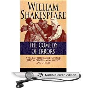 Comedy of Errors (Audible Audio Edition) William