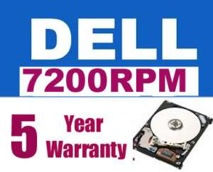 250GB 7200 HARD DRIVE FOR Dell Inspiron Mini 12 10 10v