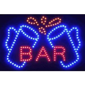 BAR Window Display LED Message Sign 22x 13 Electronics